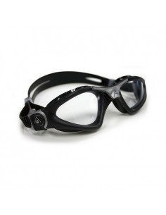 Aquasphere Swim Goggle - Kayenne - Black/Silver
