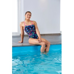 Funkita - Swimsuit - Ladies - Feather Duster - Locked in Lucy One Piece
