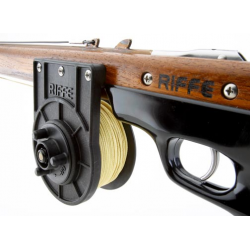 Riffe Reel - Vertical C.F.N. with line