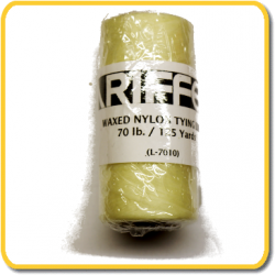 Riffe Line - Waxed Nylon Tying