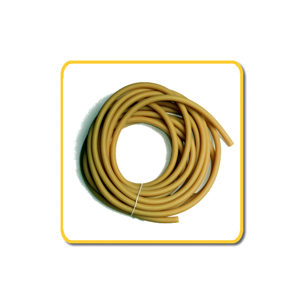 imersion Latex Tubing - 20mm - Amber