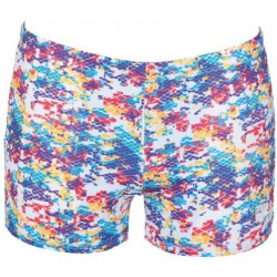 Arena - Swim - Mens - Camouflage Short - Mirtilla