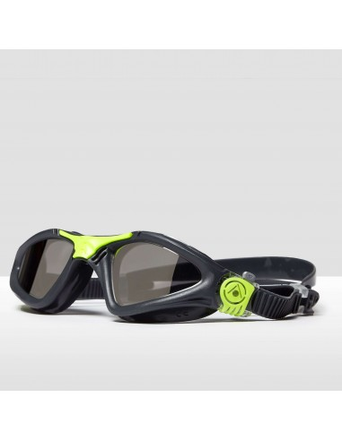 Aquasphere Swim Goggle - Kayenne - Black/Green/Dark lenses