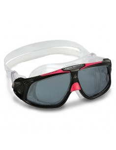 Aquasphere Seal 2 Lady Mask - Black/Pink/Dark lenses