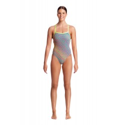 Funkita - Swimsuit - Ladies - Glitter Girl - Strapped in One Piece