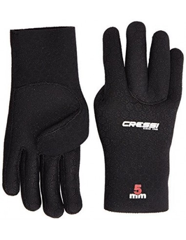 Cressi Gloves - High Stretch - 5mm - Black