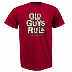 Old Guys Rule - Tee - Age to Perfection