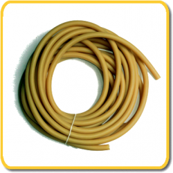 Imersion Latex Tubing - 16mm - Amber