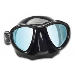 Imersion Mask - Abyss - Black Silicone/Clear lenses