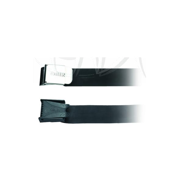 Omer Weight Belt - Rubber - Flip-Up Buckle