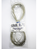Omer Stringer Cable - Stainless Steel