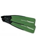 Imersion Fins - E:Black/E:Green - Full Foot