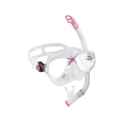 Cressi Mask & Snorkel Set - Marea Junior VIP