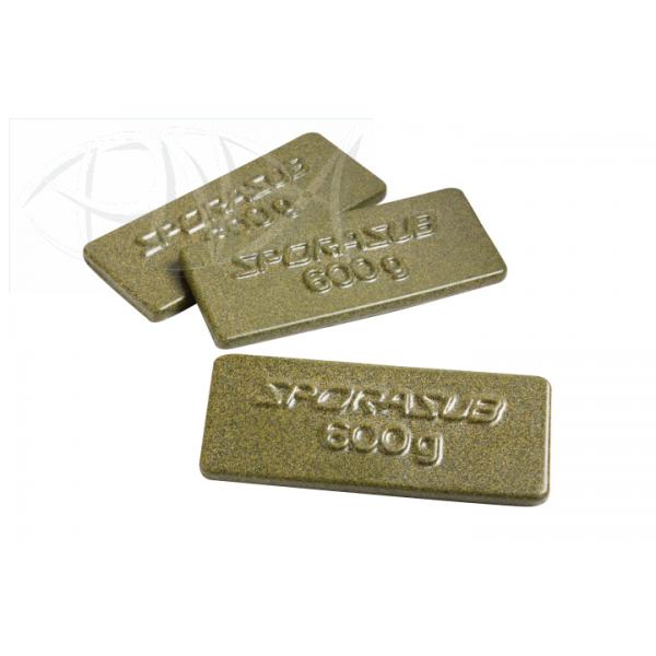 Sporasub Lead Plate - for Weight Vest (600gr)