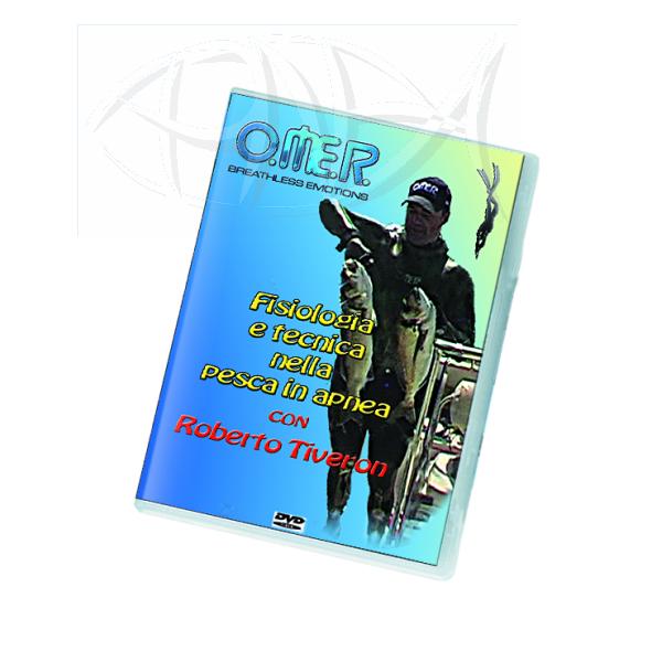 Omer DVD - Tiveron - Fisiologia e tecnica nella pesca in apnea