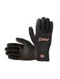 Cressi Gloves - High Stretch - 3.5mm - Black