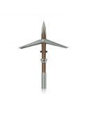 JBL Spear Head - Fixed Tri-cut Long Wing