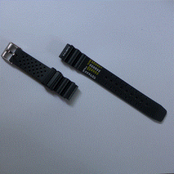 Drifft Spare Watch strap - 18mm standard Diving pvc watch strap
