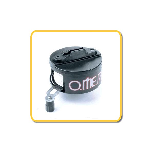 Omer Reel - Universal for 28mm aluminium barrell gun without line