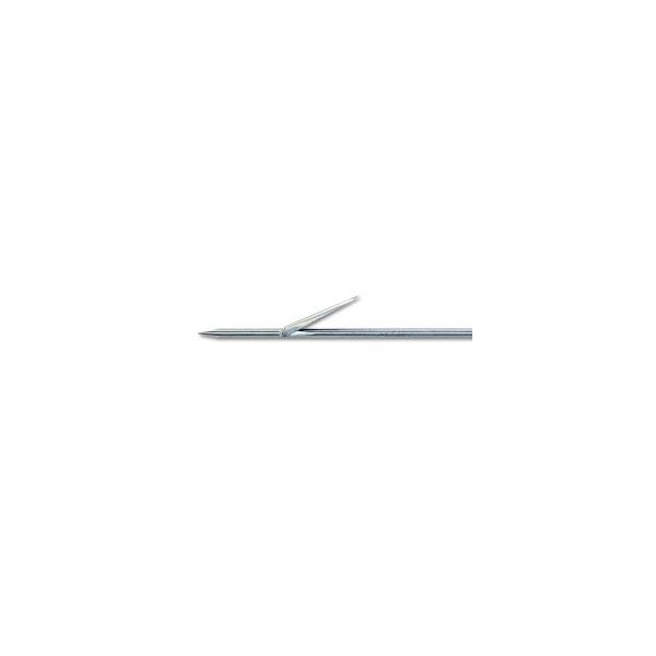 Omer Spear/Shaft - 6.3mm Ø - 130cm - Low Profile 7.4cm Barb