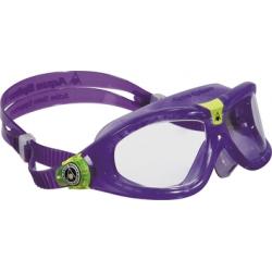 Aquasphere Seal Kid  2  - Violet - Clear lens