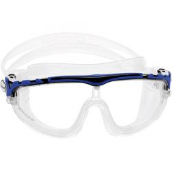 Cressi Skylight Swim Mask - Clear/Black/Blue