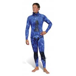 Sporasub Wetsuit - Blue Deep - 3.0mm