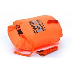 Swim Secure Dry-Bag/Float - Medium (28L) - Orange/Pink