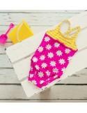 Big Fisch - Swimsuit - Girls - Daisy