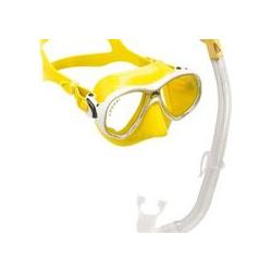 Cressi Mask & Snorkel Set - New Marea Junior VIP