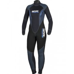 Seac Wetsuit - IFlex - Ladies - One Piece 7mm