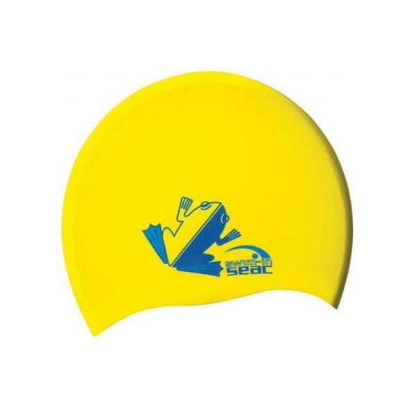 Seac Silicone Junior Swim Cap - Assorted