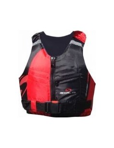 SOLA Buoyancy Aid - Frenzy - Red/Black