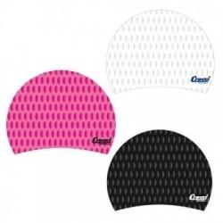 Cressi Lady Silicone Swim Cap - Various Colours