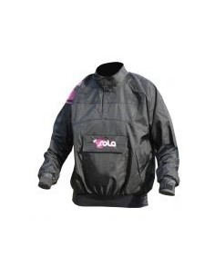 SOLA Spray Top - Ladies - Navy/Magenta