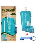 Hydromate Foldable Bottle - Various colours