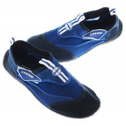 Cressi Reef Beach Shoes - Adults - Azure Blue