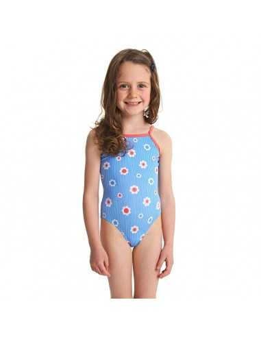 ab369b1dd5 Zoggs - Swimsuit - Kids - Holiday Yaroomba Floral - Blue/Multi