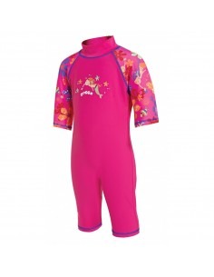 Zoggs - Mermaid Flower Sun Protection - Kids - Pink