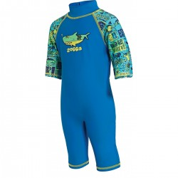 Zoggs - Deep Sea Sun Protection - Kids - Blue