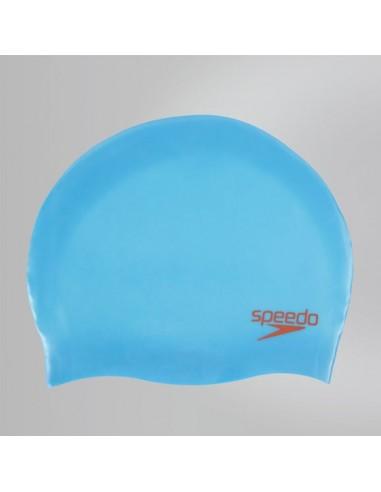 Speedo Silicone Swim Cap - Junior - Various Colours