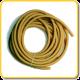 imersion Latex Tubing - 20mm - Amber