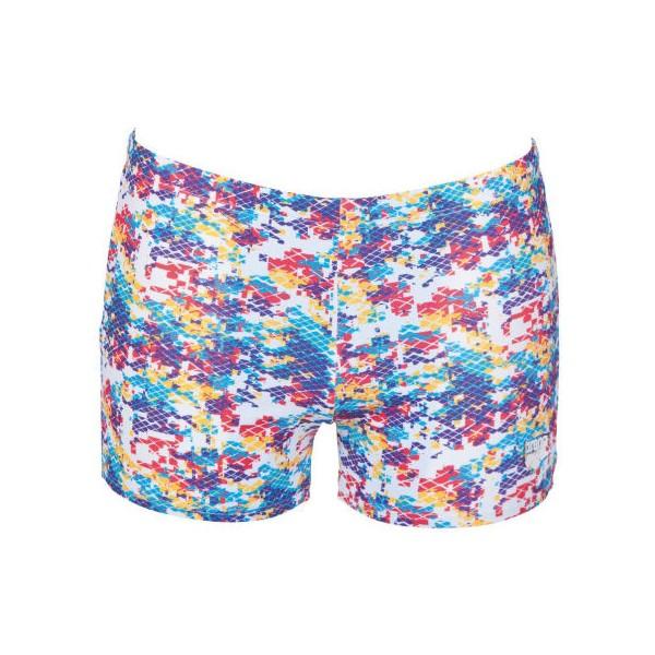 Arena - Swim - Mens - Camouflage Short - Mirtilla