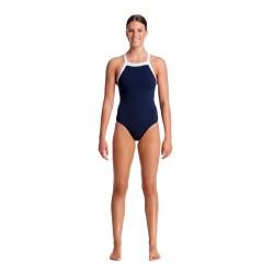 Funkita - Swimsuit - Ladies - Sky Hi One Piece - Deep Ocean