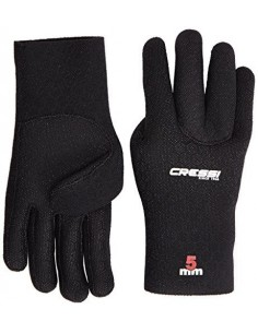 Cressi Gloves - High Stretch - 5mm - Black