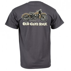 Old Guys Rule - Tee - Panhead