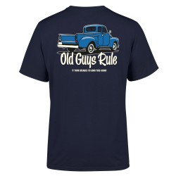 Old Guys Rule - Tee - It Took Decades