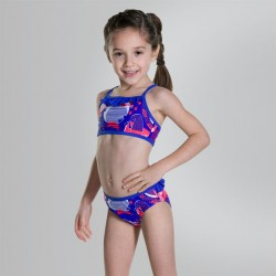 Speedo - Kid - Shell Bell Essential Two Piece Swimsuit