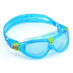 Aquasphere Seal Kid  2  - Aqua - Blue lens