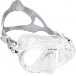 Cressi Mask - Nano - Clear/White